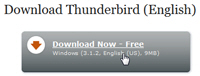 Official Mozilla Thunderbird Download for Windows 7