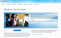 Official Windows Live Mail download page