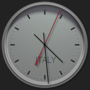 Transparent / translucent clock gadget in Windows 7