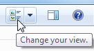 Change view to show disk usage in Windows Explorer